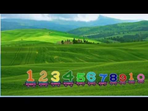 Песен за числата
