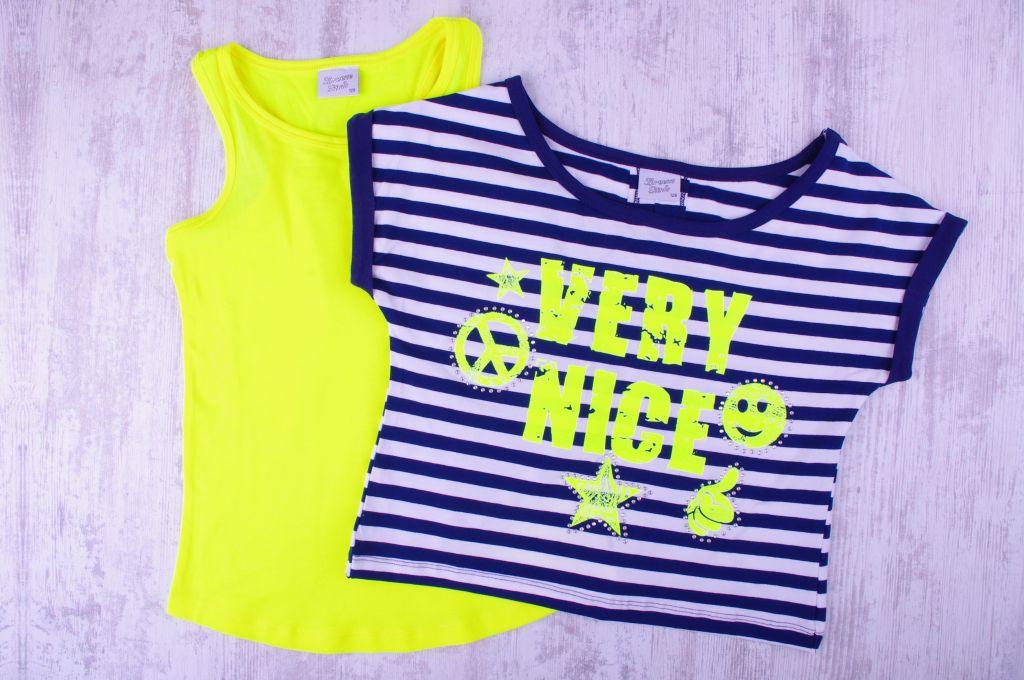 Детска Тениска с потник
