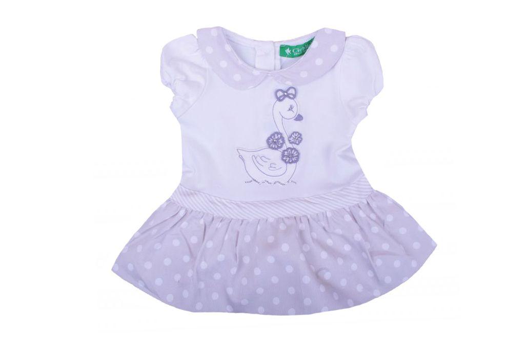 Бебешки боди рокля