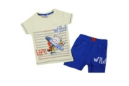 Детски Комплект тениска с къси панталонки