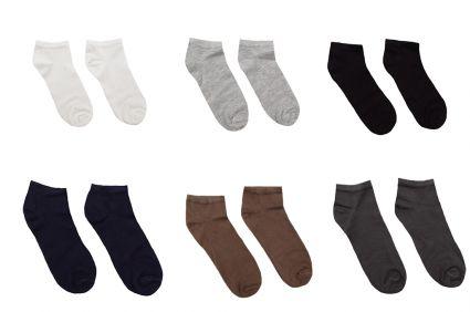 "Детски Чорапи ""BAMBOO"" (6 бр. пакет)"