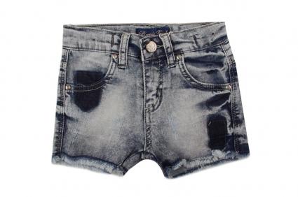 Детски Къси дънкови панталонки
