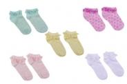 Детски Чорапи момиче (6 бр.пакет)