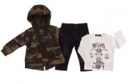 Детски Яке, панталон и блуза