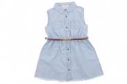 Детска Дънкова рокля