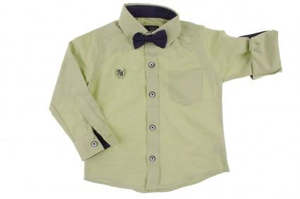 Риза момче с папионка