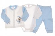 Бебешки Комплект за момче с ританки