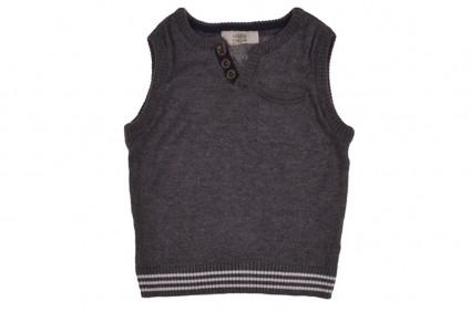 Бебешки Пуловер без ръкави момче