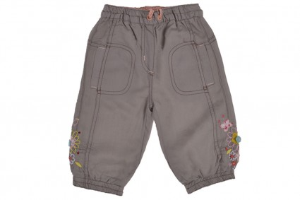 Детски Панталон с подплата момиче