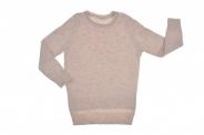 Детски Пуловер с перли момиче