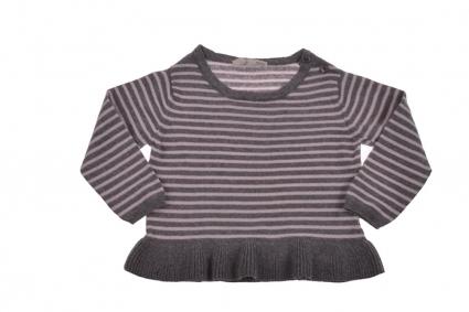 Бебешки Пуловер бебе момиче