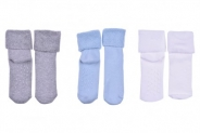Детски Чорапи момче термо 3 броя
