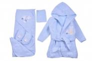 Бебешки Комплект за баня момче