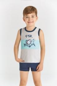Детска Пижама за момче