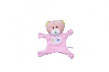 Детска Плюшена дрънкалка Baby