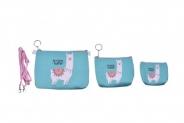 Детска Чантичка с две портмонета