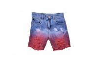 Бебешки Дънкови панталонки за момче