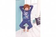Детска Пижама дълъг ръкав за момче