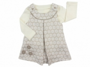 Бебешки Сукман с блуза