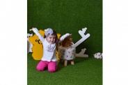 Детски Комплект дълъг ръкав момиче