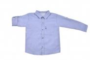 Детска Риза дълъг ръкав момче