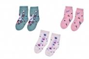 Бебешки Чорапи момиче 12 броя