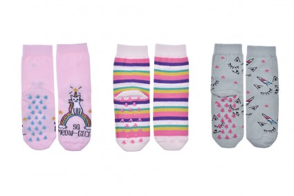 Детски Чорапи момиче 12 броя