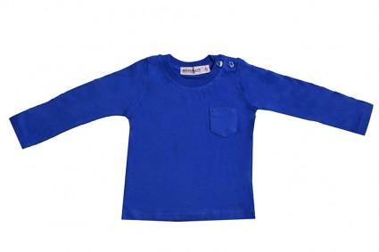 Бебешка Блуза момче дълъг ръкав
