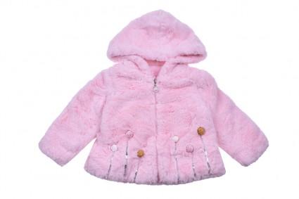 Детско Палтенце за момиче