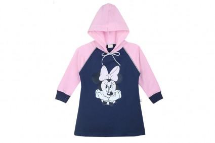 Детска Рокля дълъг ръкав - Mickey Mouse
