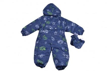 Бебешки Космонавт момче