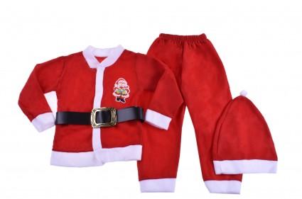 Коледен комплект дълъг ръкав момче  - Детски Дрехи