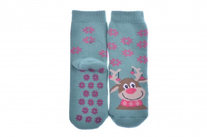 Детски Чорапи вата - Коледа
