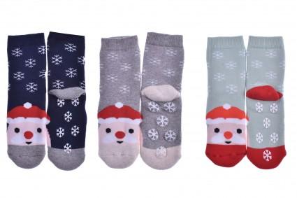 Детски Чорапи вата - Коледа 12 броя
