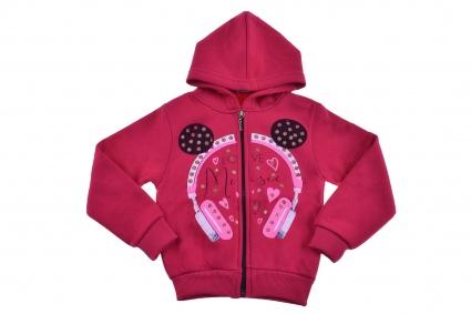 Детски Суитшърт момиче вата - Mickey Mouse