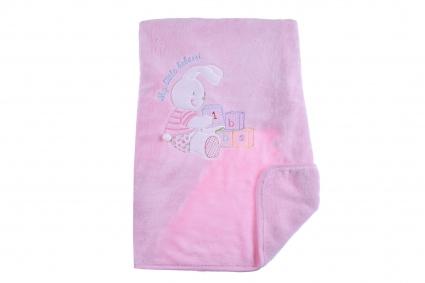 Бебешко Одеяло момиче