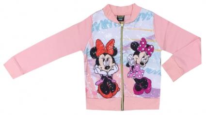 Суитшърт момиче вата - Minnie Mouse