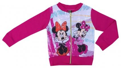 Детски Суитшърт момиче вата - Minnie Mouse