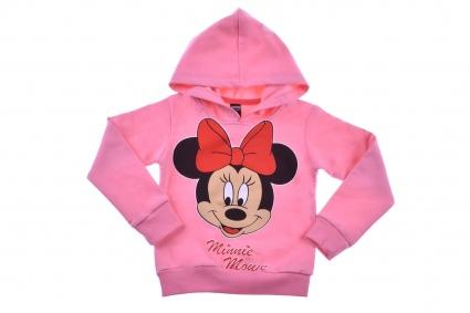Блуза момиче дълъг ръкав вата  - Minnie Mouse