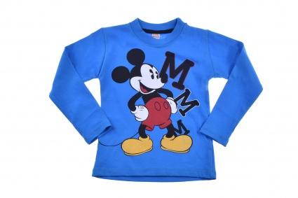 Детска Блуза момче дълъг ръкав - Mickey Mouse