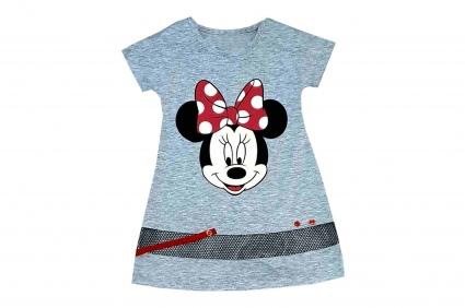 Детска Рокля къс ръкав - Minnie Mouse
