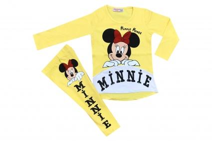 Детски Комплект дълъг ръкав момиче - Minnie Mouse