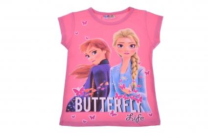 Детска Тениска момиче - Елза и Анна