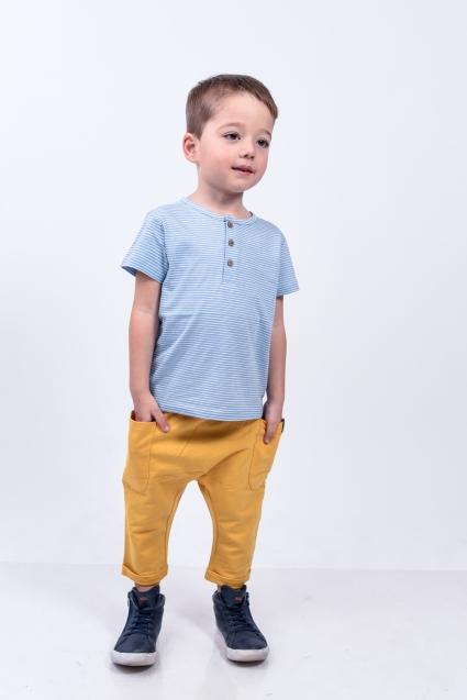 Бебешки Комплект къс ръкав момче