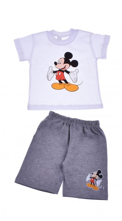 Бебешки Комплект къс ръкав момче - Mickey Mouse