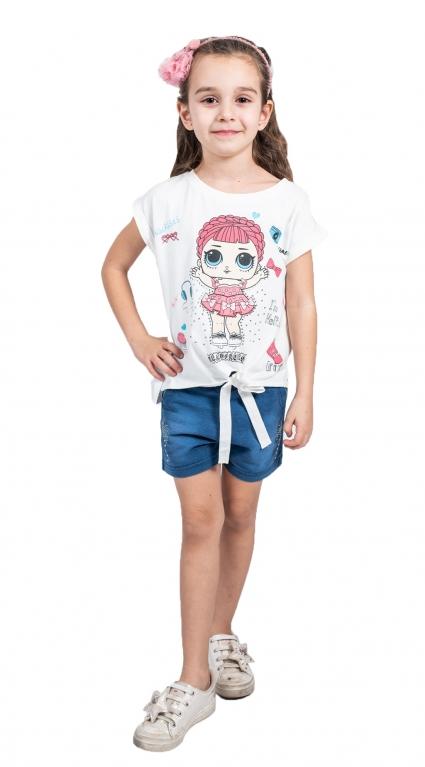 Детска Тениска момиче LOL
