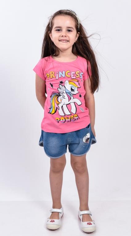 Детска Тениска момиче Pony