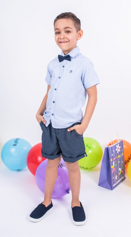 Детска Риза к.р. за момче