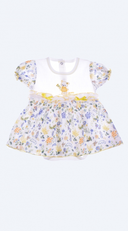 Бебешко Боди рокля Baby Girl