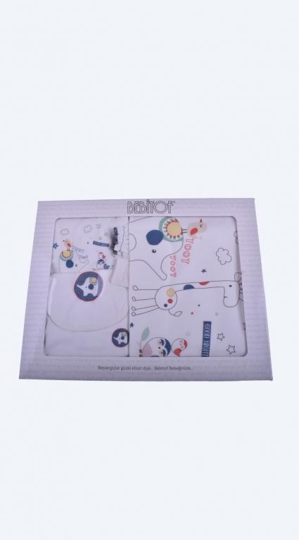 Бебешки Комплект за изписване 10 части Baby boy
